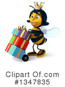 Queen Bee Clipart #1347835 by Julos