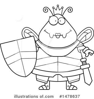 Queen Bee Clipart 1478516