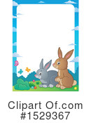 Rabbit Clipart #1529367 by visekart