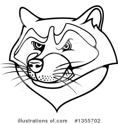 Raccoon Clipart 1355702