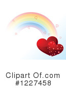 Rainbow Clipart #1227458 by Pushkin