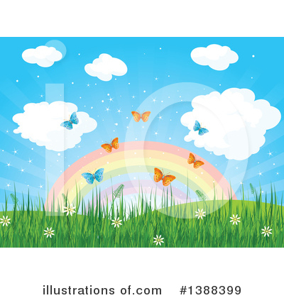 Spring Time Clipart #1388399 by Pushkin