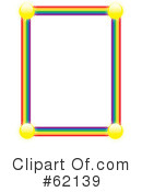 Rainbow Clipart #62139 by Maria Bell