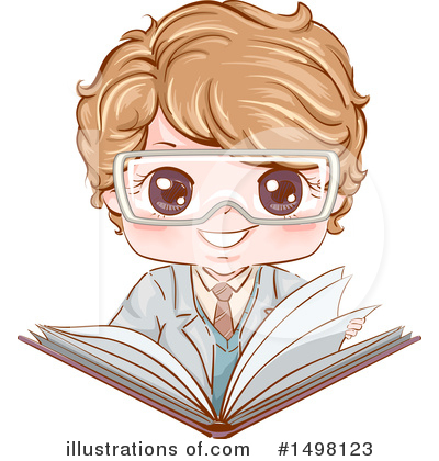 Scientist Clipart #1498123 by BNP Design Studio