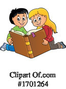 Reading Clipart #1701264 by visekart