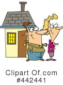 Real Estate Clipart #442441 by toonaday