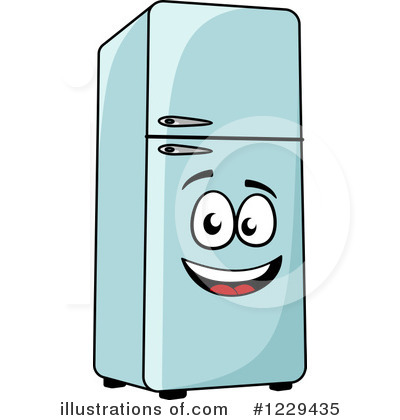 refrigerator clipart png. royalty-free (rf) refrigerator clipart illustration by vector tradition sm - stock sample png r