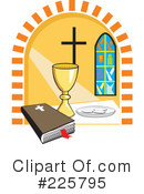 Religion Clipart #225795 by David Rey