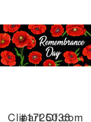 Remembrance Day Clipart #1725038 by Vector Tradition SM