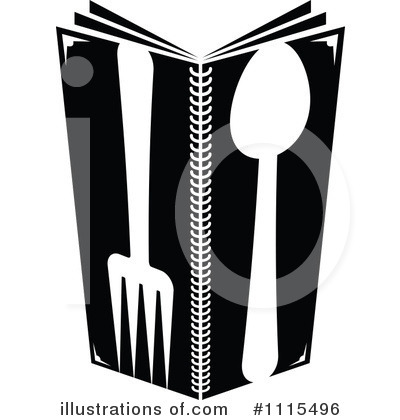 Restaurant Clipart #1115496 - Illustration by Vector Tradition SM