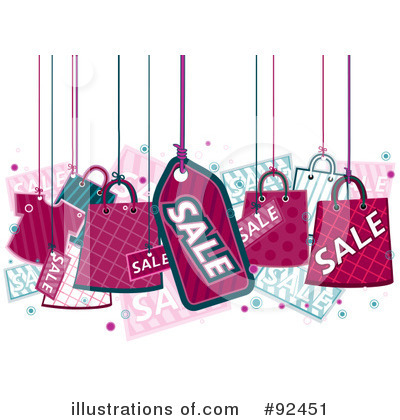 Price Tag Clipart #92451 by BNP Design Studio