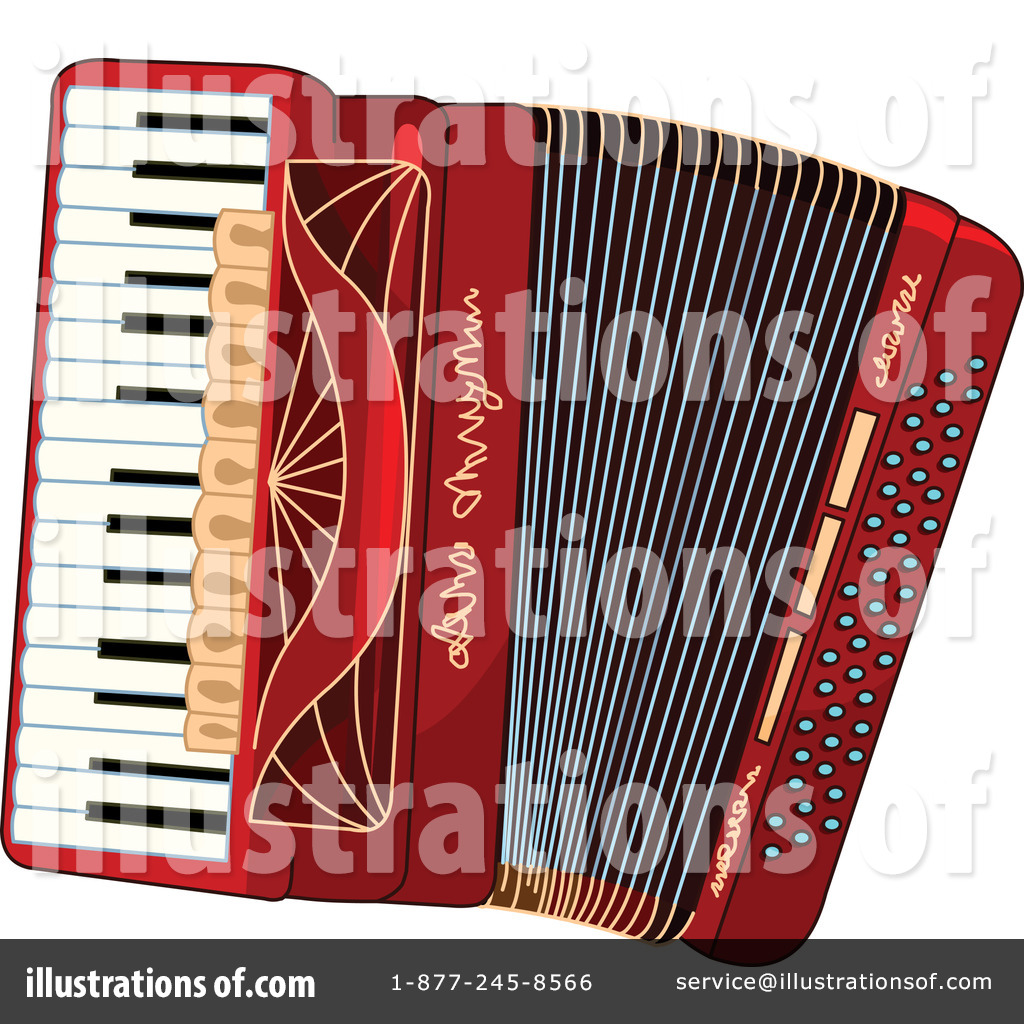 accordion clipart 1070802 illustration by pushkin rh illustrationsof com accordion music clipart accordion clipart free