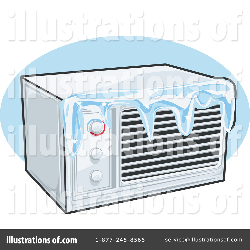 cold air conditioner clipart. royalty-free (rf) air conditioning clipart illustration by r formidable - stock sample cold conditioner n