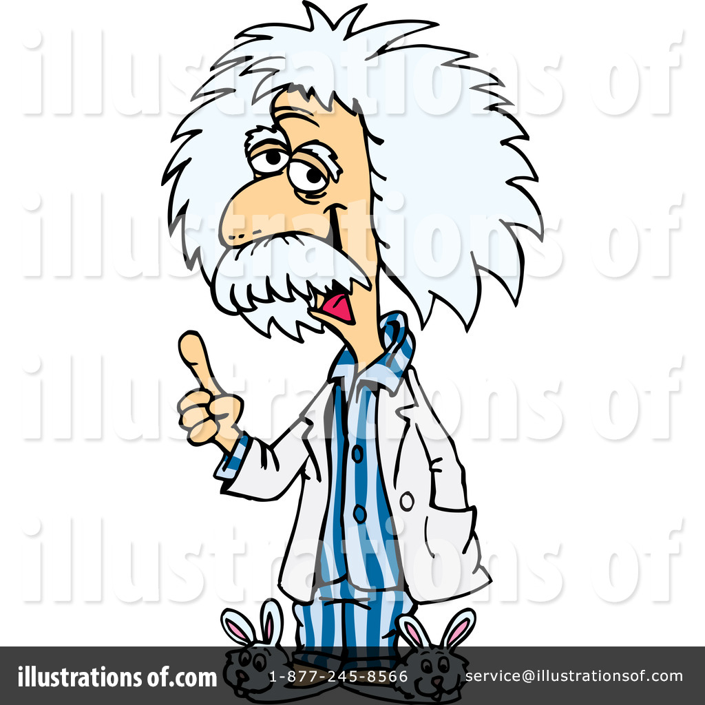 albert einstein clipart 78931 illustration by dennis holmes designs rh illustrationsof com einstein clip art images Einstein Clip Art Black and White