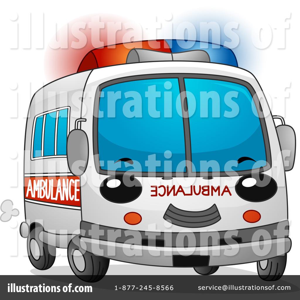 Ambulance Clipart #1084064 - Illustration by BNP Design Studio | {Ambulance clipart 75}