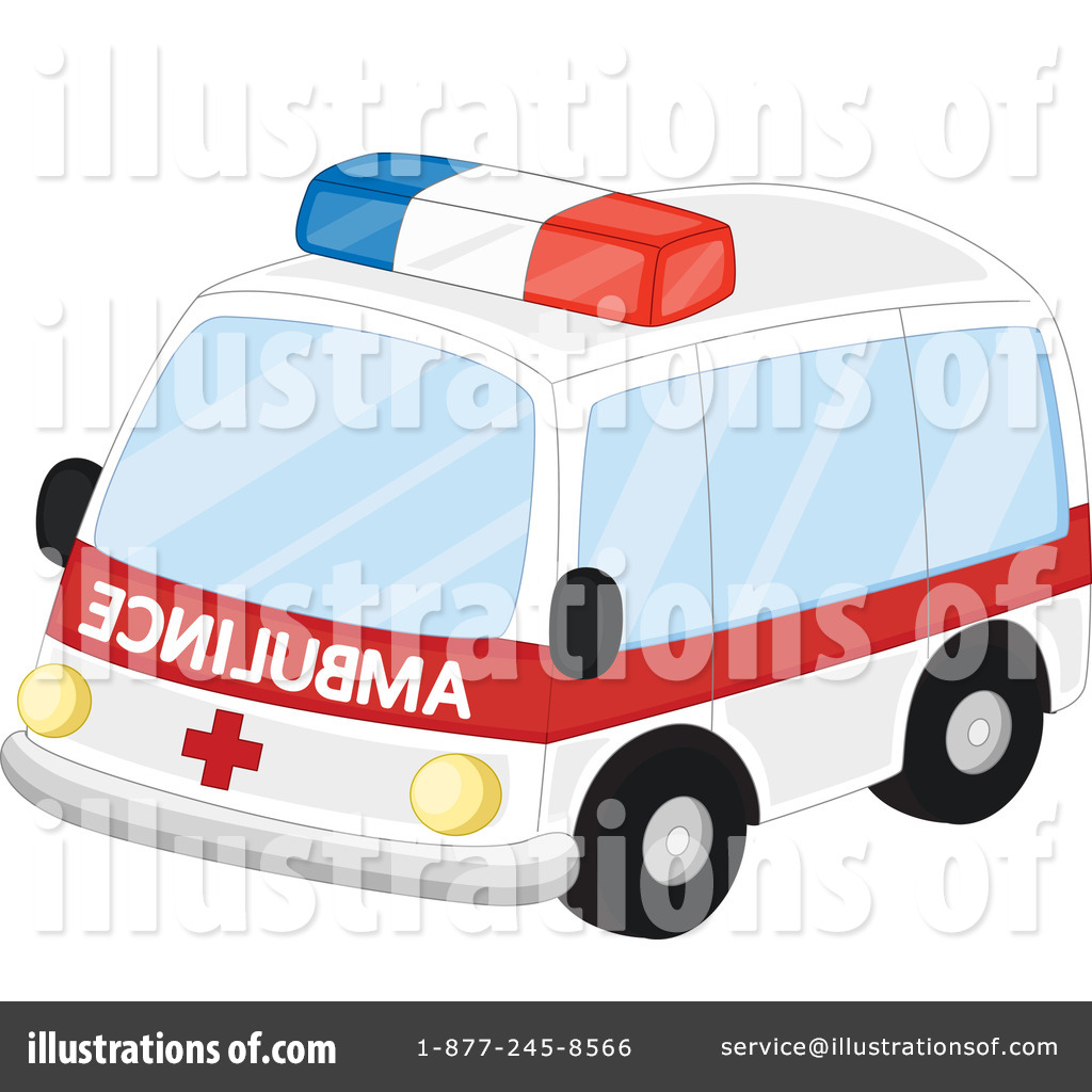 Ambulance clipart  Ambulance Clipart #1120526 - Illustration by Graphics RF