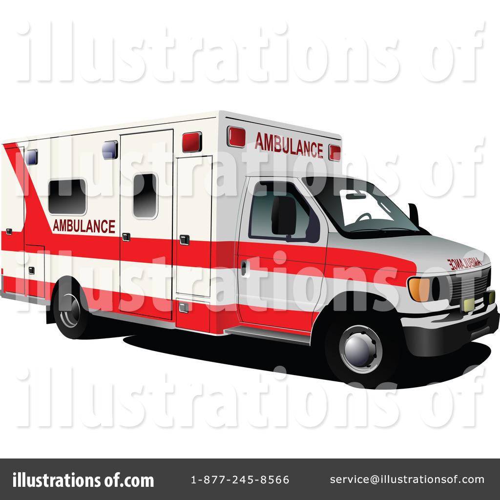 Ambulance Clipart #436552 - Illustration by leonid | {Ambulance clipart 71}