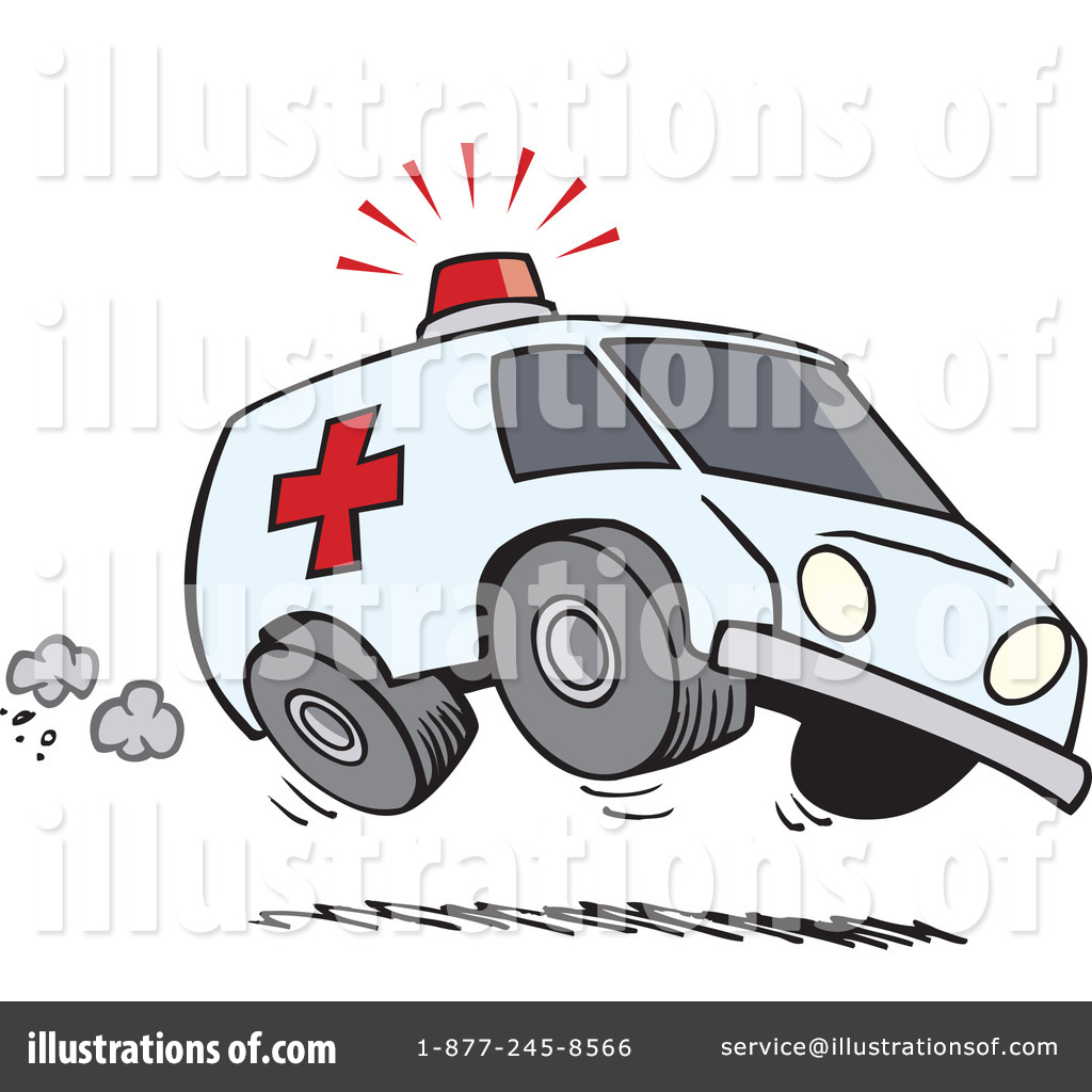Ambulance clipart  Ambulance Clipart #439492 - Illustration by toonaday