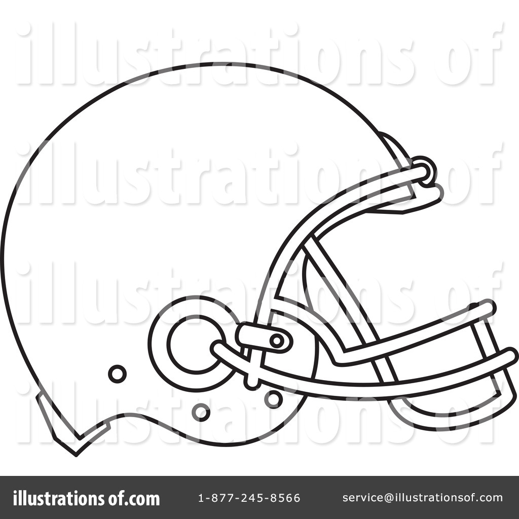 american football clipart 1114683 illustration by patrimonio
