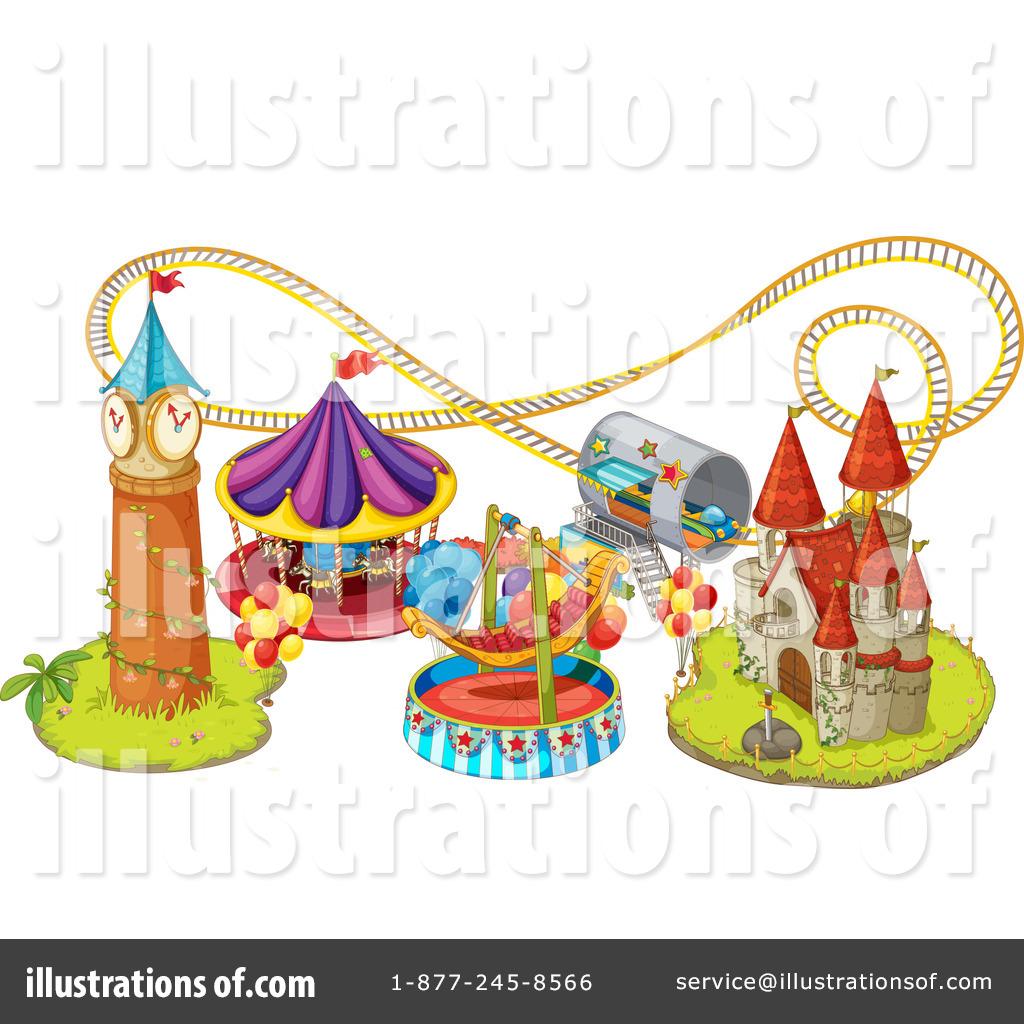 amusement park clipart 1118242 illustration by graphics rf rh illustrationsof com theme park clipart free theme park clipart free