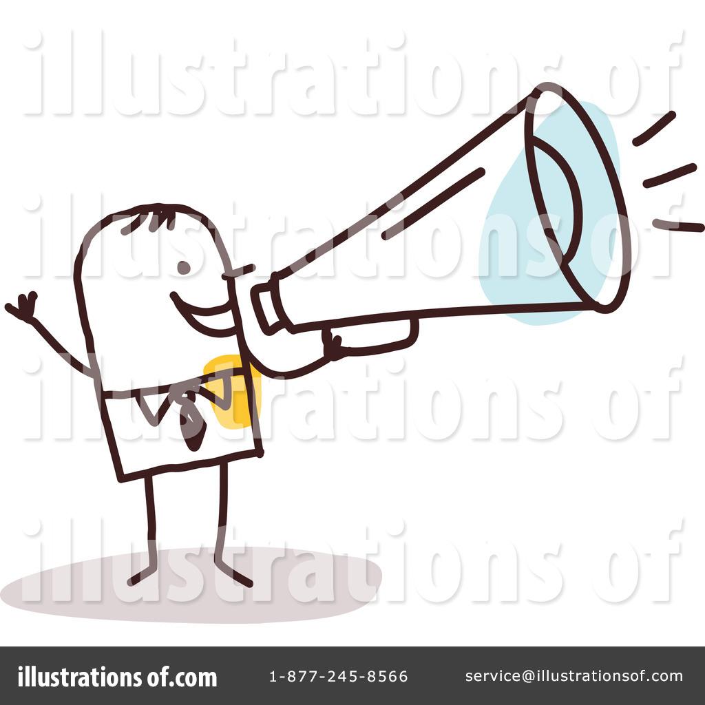 Announcement Clipart #1058024 - Illustration by NL shop