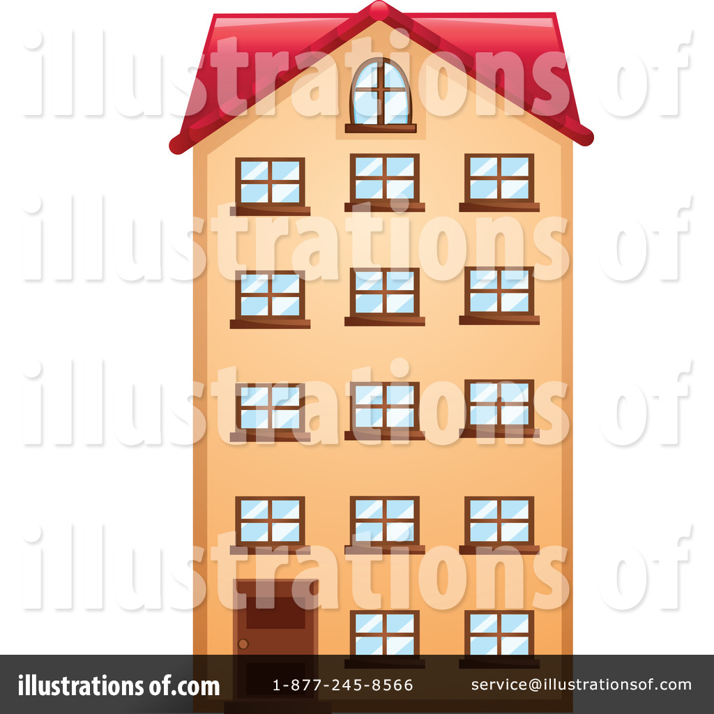 Apartment Clipart Illustration By Graphics Rf