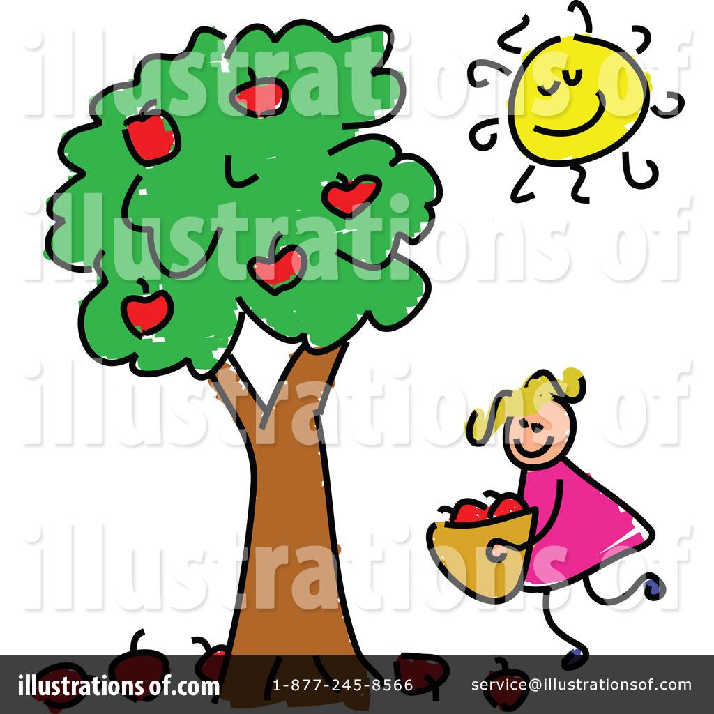 Apple Tree Clipart 216154 Illustration By Prawny