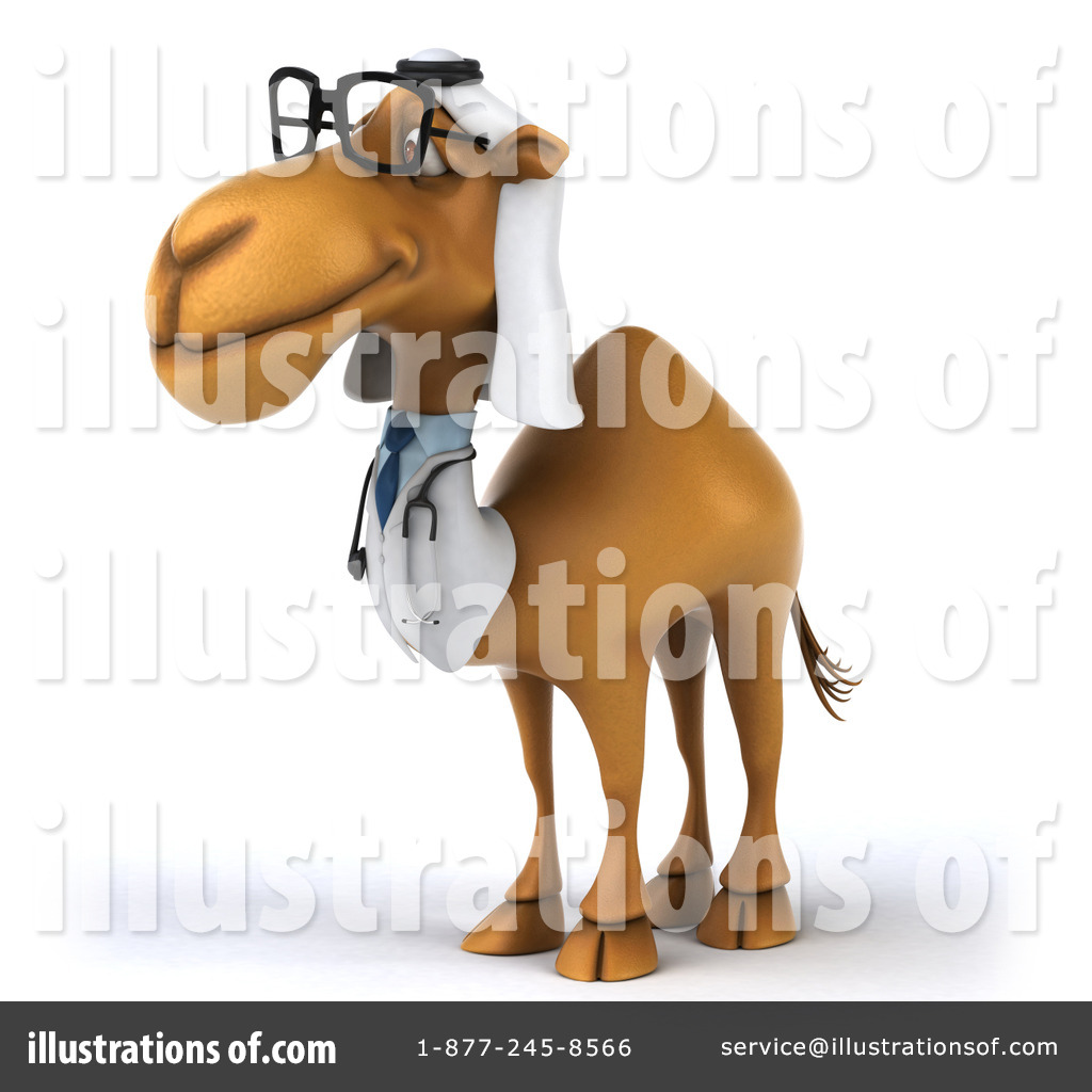 arabian doctor camel clipart 1308158 illustration by julos rh illustrationsof com
