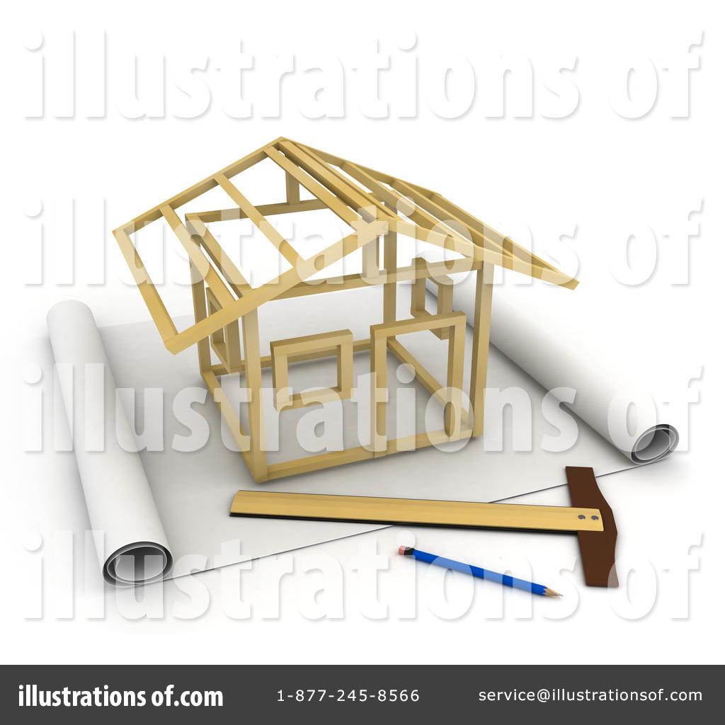 Architecture Clipart #1053826 - Illustration by BNP Design Studio