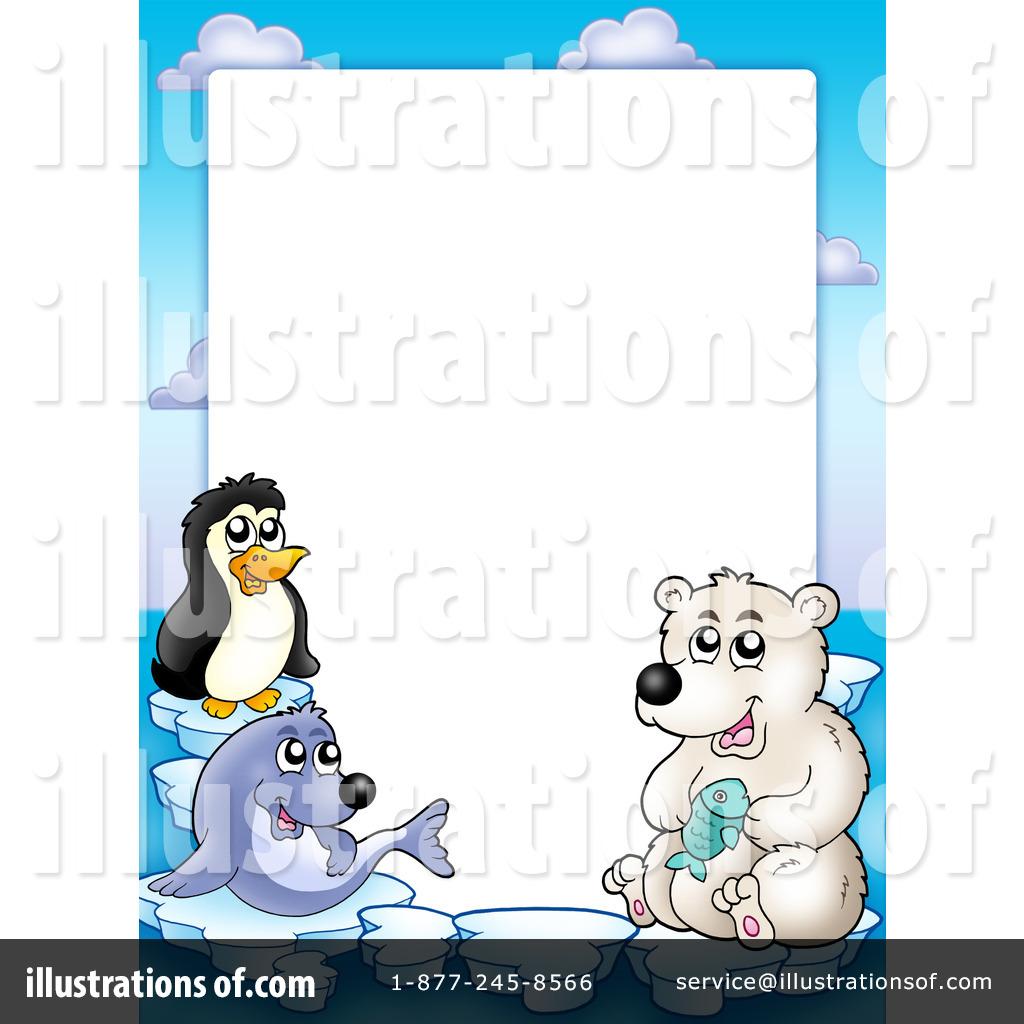 Arctic Animals Clipart #221423 - Illustration by visekart