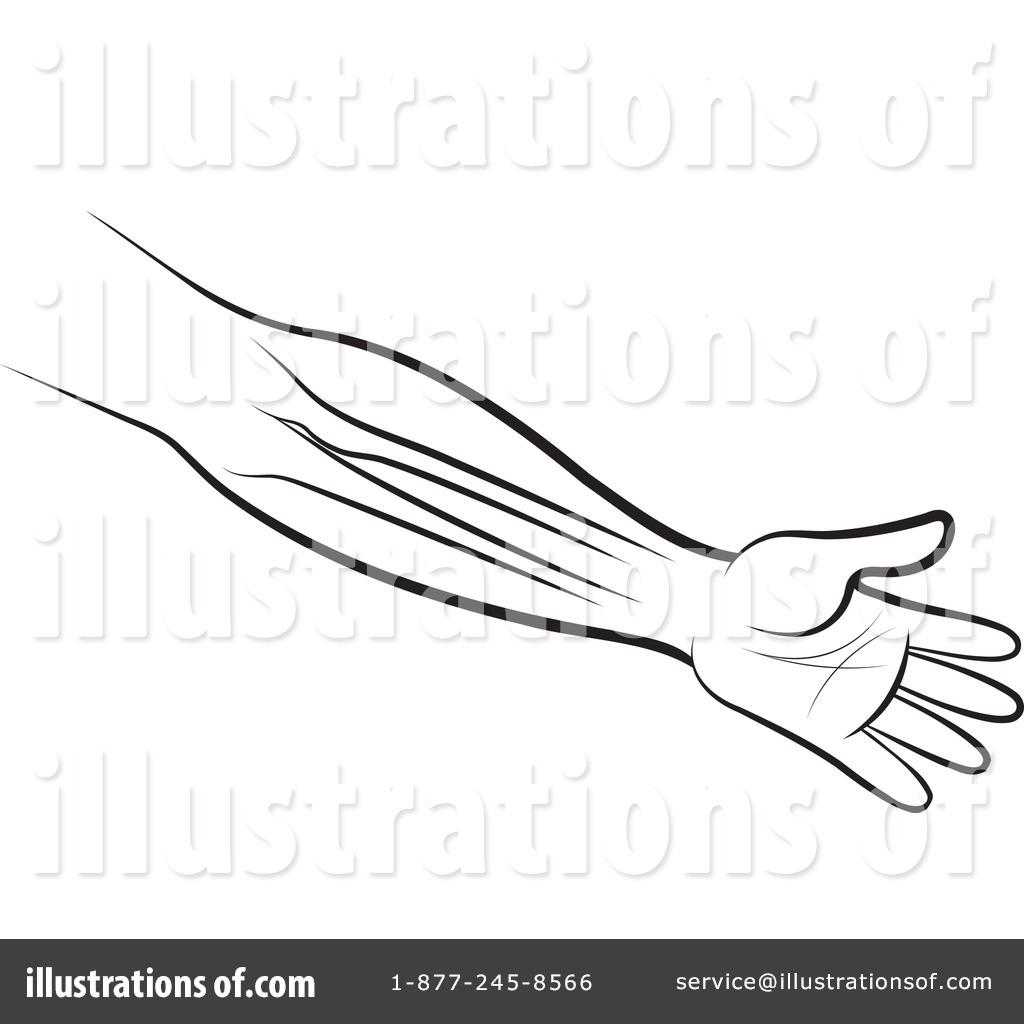 Arm Clipart 1107998 Illustration