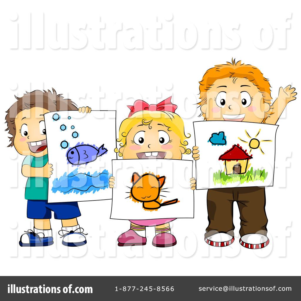 art class clipart 432936 illustration by bnp design studio rh illustrationsof com art classroom clipart Social Studies Clip Art