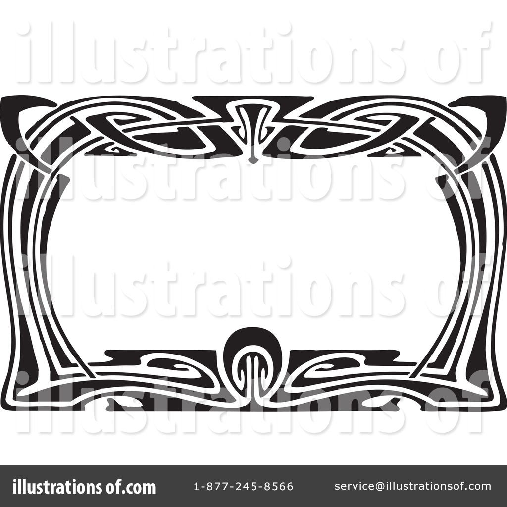art deco clipart 209596 illustration by bestvector rh illustrationsof com art deco clipart art deco clip art designs