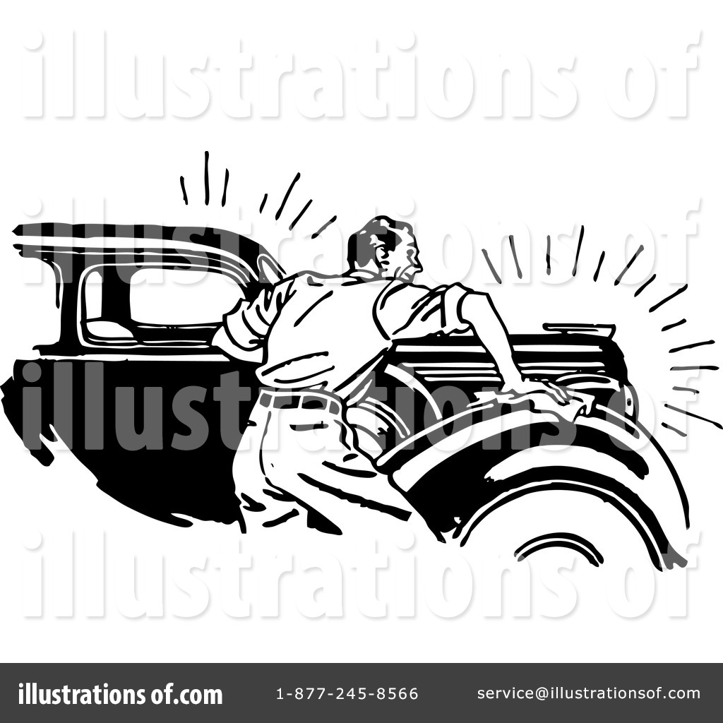 Automotive Clipart #1156532 - Illustration by BestVector