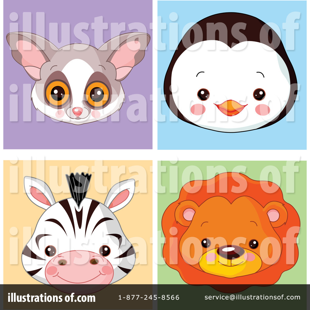 Avatars Clipart #1111637 - Illustration by Pushkin