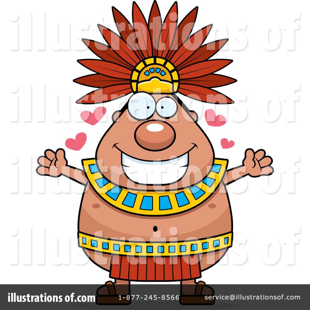 aztec clipart 1240556 illustration by cory thoman rh illustrationsof com