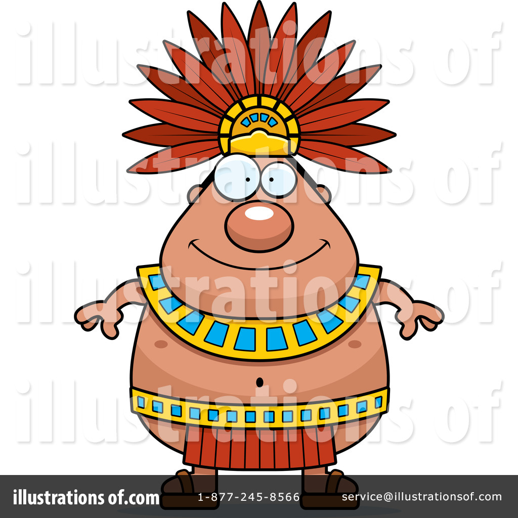 Clip Art Aztec Clipart aztec clipart 1240560 illustration by cory thoman royalty free rf thoman