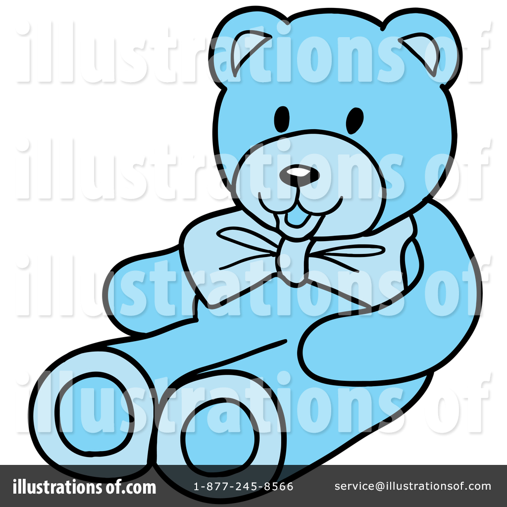 Baby Items Clipart #1358811 - Illustration by LaffToon