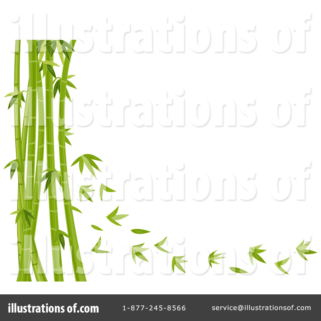 Bamboo Clipart #230319 - Illustration by BNP Design Studio