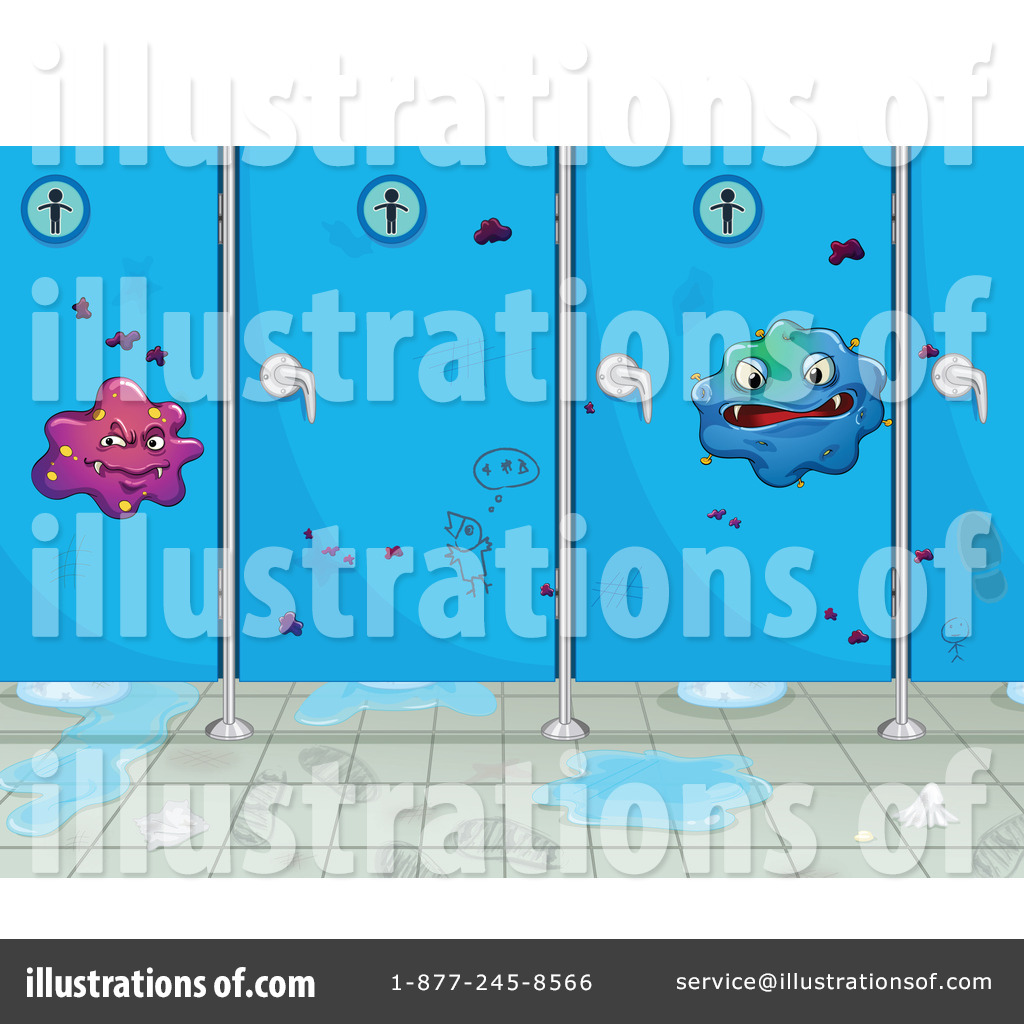 Bathroom Clipart 1149090 Illustration By Graphics Rf