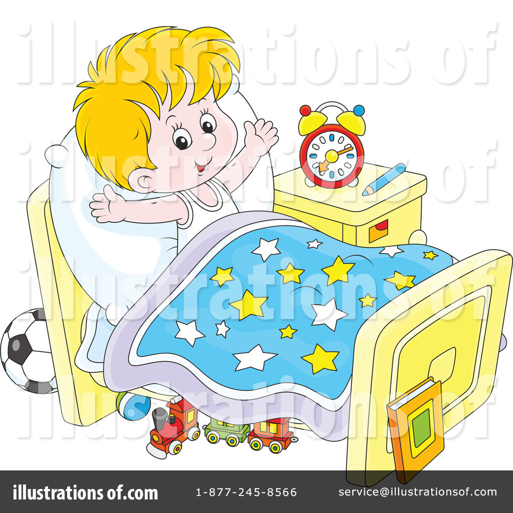 Bed Time Clipart 1315956