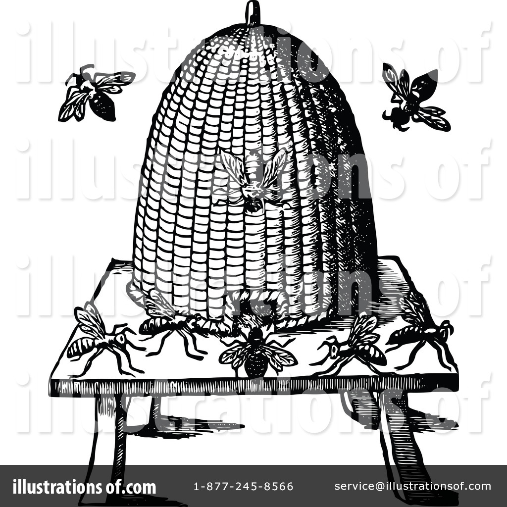 Bees Clipart #1116845 ...