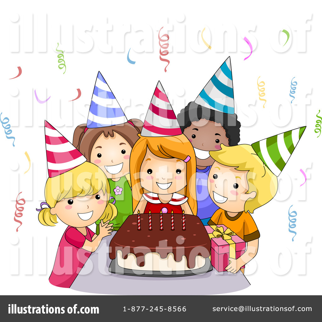 birthday party clipart 1063455 illustration by bnp design studio rh illustrationsof com birthday party clipart images birthday party clipart png
