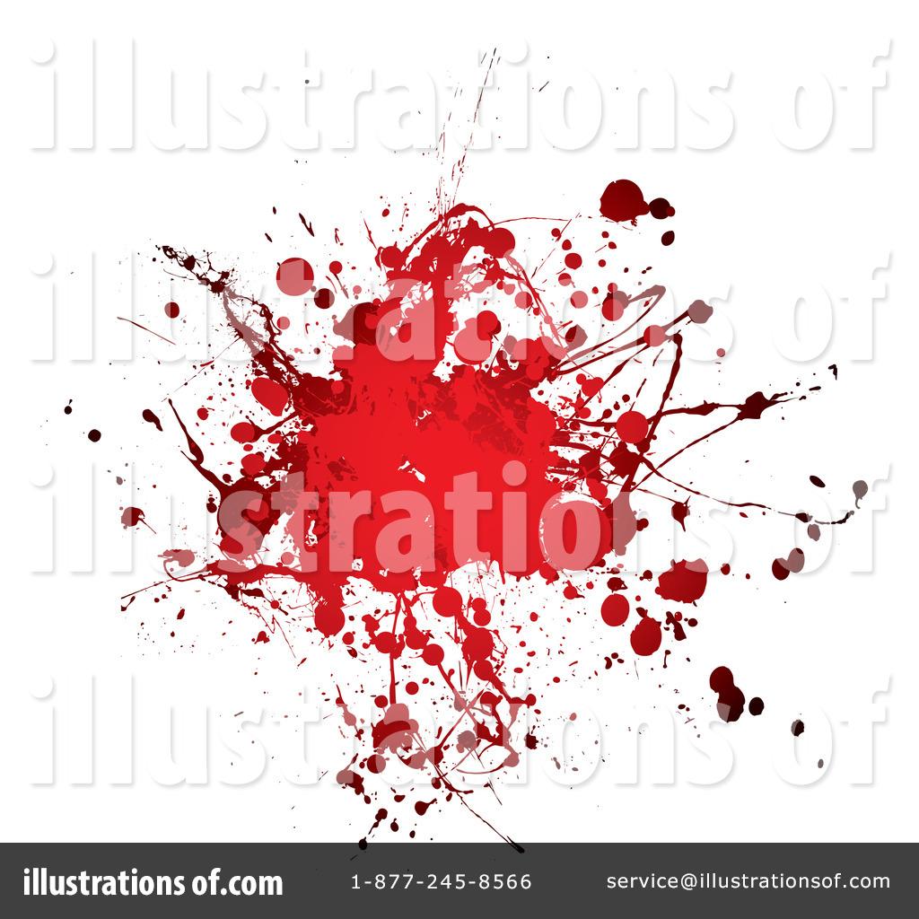 Clip Art Blood Splatter Clipart blood splatter clipart 68883 illustration by michaeltravers royalty free rf michaeltravers