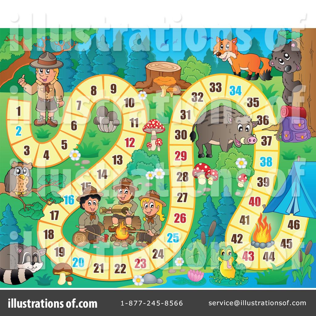 board game clipart 1291242 illustration by visekart