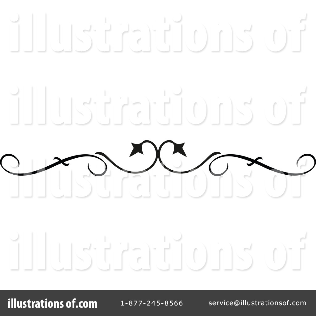 Border Clipart #1056114 - Illustration by KJ Pargeter