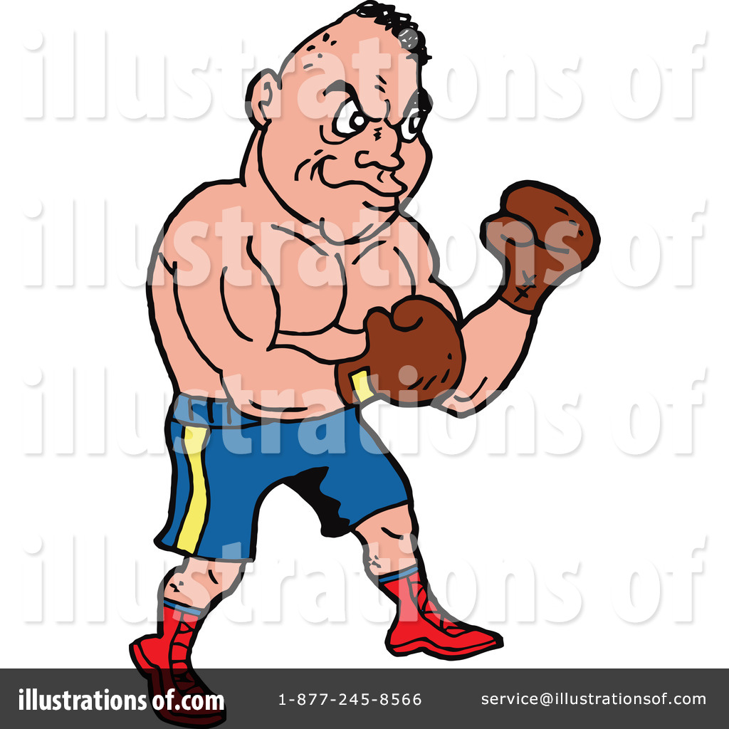 boxing clipart 1083522 illustration by lafftoon rh illustrationsof com clipart boxing ring boxing clipart png