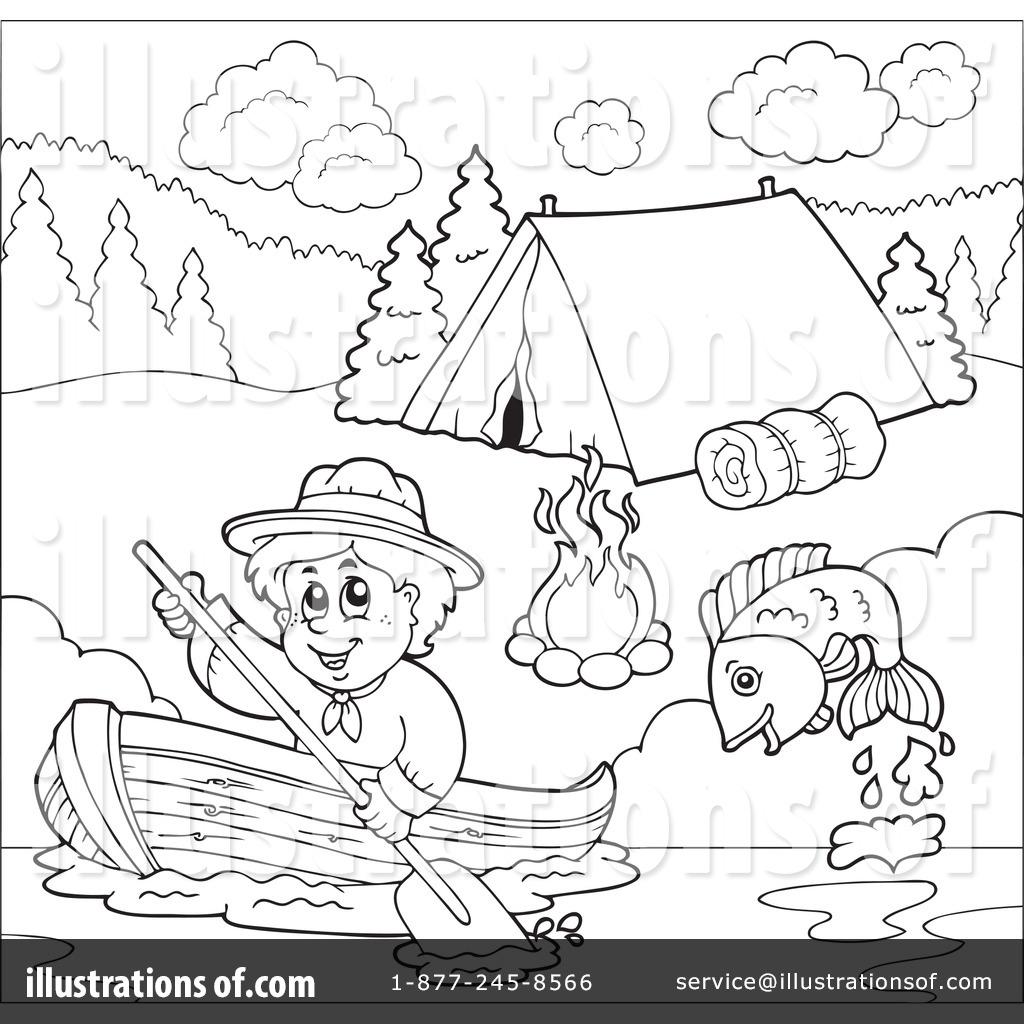 boy scout clipart 1057439 illustration by visekart
