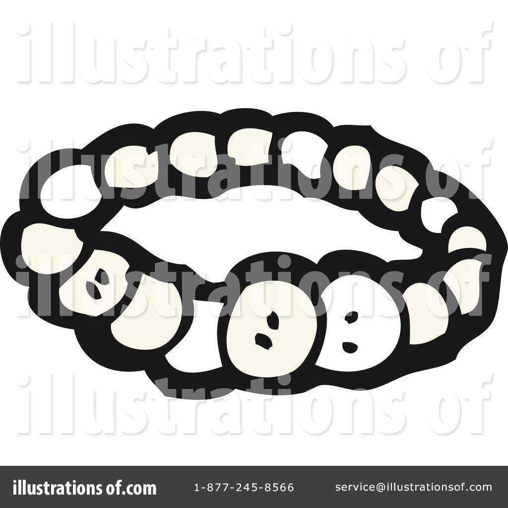Bracelet Clipart #1176235 - Illustration by lineartestpilot