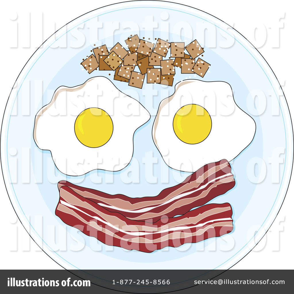 breakfast clipart 1107872 illustration by maria bell rh illustrationsof com breakfast clipart pictures breakfast clipart black and white